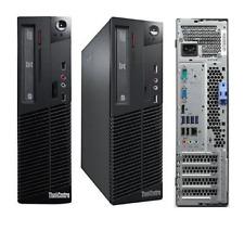 Lenovo Thinkcentre M82 Sff Core i3 3.3Ghz/8Gb/500Gb Desktop Computer Tower