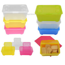 IKEA Glis Plastique Aliments Container multifonctions Crayon Stylo Bureau Micro-...