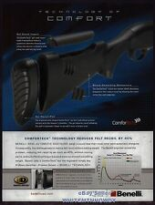2006 BENELLI Semi-Automatic Shotgun PRINT AD Advertising