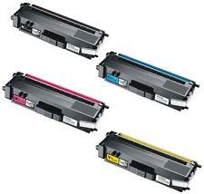 4x Toner für Brother DCP-L8400CDN DCP-L8450CDW MFC-L8850 TN 326BK 326C 326M 326Y