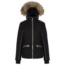 Dare 2b Incentivise 12 Luxury Ski Jacket Waterproof Beathable Black Snow Leopard