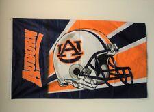 Rare 3ft x 5ft Flag Banner Sign Auburn University Tigers _Flash Sale