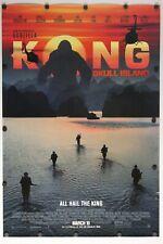 "Kong Skull Island Movie Samuel L Jackson HQ Japanese Poster 13×20 27×40/"" 32×48/"""