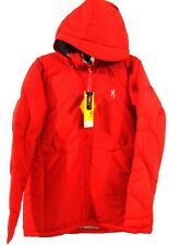 Browning Moonset Goose Down Parka For Her With Removable Hood Deep Red Small New