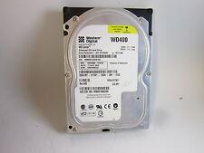 """Western Digital WD Caviar WD400BB-75DEA0 40GB 7200RPM 3.5"""" IDE Dell P/N 01T321"""