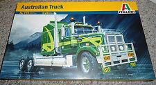 Italeri 1/24 Western Star Australian Truck