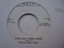 WARREN LEE TAYLOR ~ EVERY DAY EVERY HOUR - NORTHERN SOUL