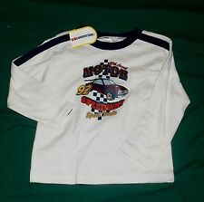 NEW KID CONNECTION LONG SLEEVE SHIRT  24 MO'S -  MOTOR SPEEDWAY