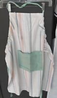 OVERBOARD LEONARDO EUGENIO DERBEZ PRODUCTION WORN WARDROBE APRON (08)