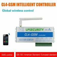 NSEE CL4 GSM Remote Switch Controller Opener App Home Appliances Door Gate Lock