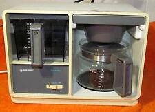 BLACK &  DECKER SPACEMAKER COFFEE MAKER GE