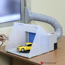 Voilamart Airbrush Spray Booth Portable Kit