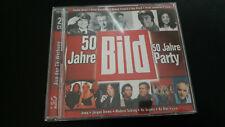 2 CD - 50 Jahre Bild Party 2002  40 Top Hits