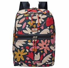 NEW FOSSIL WOMEN'S BLAKE FLORAL PRINTED BACKPACK BLAKE FLORAL