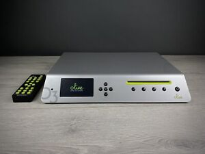 OLIVE O3HD Music Server in Silver Finish. 99p NR