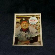 1970 Kelloggs Kaline Baseball Card #52