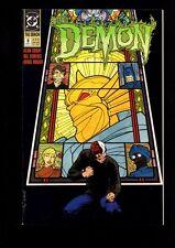 THE DEMON US DC COMICS VOL.1 # 8/'91