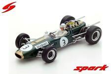 Sir Jack Brabham's 1966 F1 World Champion #3 BT19 1/18 by Spark New! 18S223