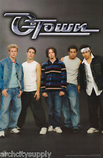 Lot Of 2 Posters :Music - Otown - Group Pose - Free Shipping ! #9051 Lc22 i