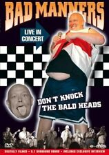 Bad Manners - Live in Concert & Don't Knock the Baldheads ( Ska Musik DVD )