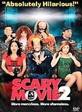 Scary Movie 2 (DVD, 2001) good contidion