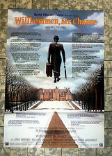 WILLKOMMEN, MR. CHANCE / Being There * A1-FILMPOSTER -Ger 1-Sheet ´80 P. SELLERS