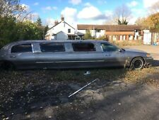 Lincoln towncar limousine spares or repairs. business 2000 4.2 V8 Relisted!!