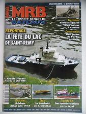 MRB - Modèle Réduit de Bateau #542 (REVUE) Fête du Lac de Saint-Rémy - Malte