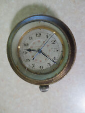 Antique Ulysse Nardin Marine Chronometer ship's captain clock in good order