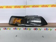 1999-2004 Ford Mustang Headlights SMOKED 99-04 RT passenger side SUPER CLEAN