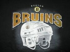 Vintage BOSTON BRUINS Hockey Helmet (XL) T-Shirt