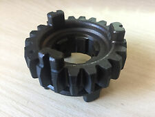 New Genuine Aprilia RS250 95-03 6th Wheel Gear AP8600405 (MT)