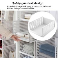 Drawers Type Cloth Storage Unit Rack Bedroom Clothes Pants Ties Partition Board