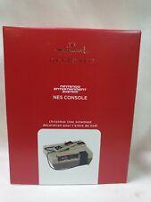 2020 Hallmark Keepsake Ornament NES Console Nintendo Entertainment System
