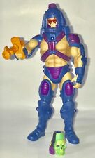 MOTUC He-Man MOTU Classics Mattel MAN-E-FACES Figure Loose Rare
