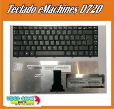 Teclado eMachines D720 D725 D520 D525 MP-07A46E0-698  PK1305801L0 español NUEVO