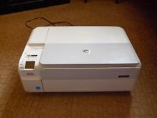 HP Photosmart C4580 All-In-One Inkjet Printer CLEAN!!!