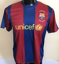 New W/tag #14 Henry Fcb Unicef Soccer/football Jersey Large