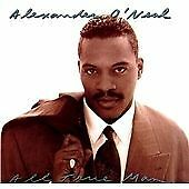 "ALEXANDER O'NEAL- ""ALL TRUE MAN""-R&B-BRAND NEW ORIGINAL SONY/TABU CD 1991"