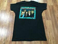 New listing Large - Vtg 1990 Whitesnake Annuit Coeptis 90s Single Stitch T-shirt