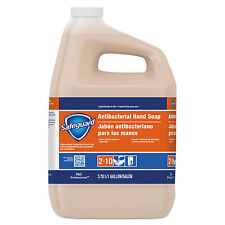Safeguard Antibacterial Liquid Hand Soap 1 gal Bottle 2/Carton 02699