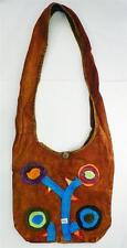 T416 FASHION TRENDY SHOULDER STRAP COTTON BAG  MADE IN NEPAL