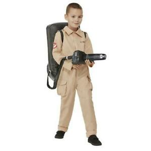 Childs Ghostbusters Fancy Dress Costume