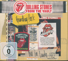 Rolling Stones From The Vault Roundhay Park Live in Leeds 1982 Doppel CD NEU