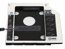 2nd DISQUE DUR HDD Caddy pour HP EliteBook 2570p 2560p 2540p 2530p GU40N GU60N