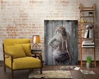 Nude Woman Wall Sculpture Home office decor 3D Modern contemporary Art ❤️ #1 LRG