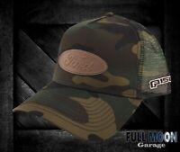 New Ford F 150 Camo  Men's Trucker Snapback Cap Hat