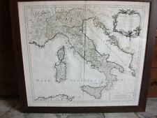 ITALIA ANTIQUA CUM INSULIS SICILIA,SARDINIA,ET CORSICA...P.Santini 1778