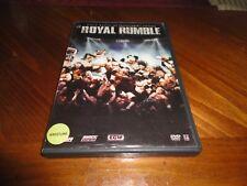 WWE - Royal Rumble 2007 DVD - John Cena UMAGA Batista Bobby Lashley ECW