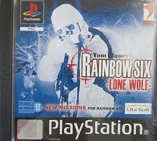 RAINBOW SIX - LONE WOLF - PLAYSTATION